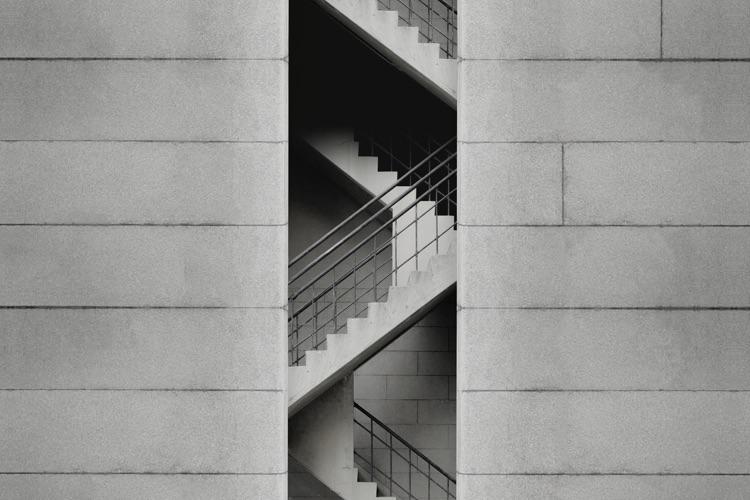 Betongtrappa, betongtrappor, betongtrappa utomhus, betongtrappa inomhus, trappa betong